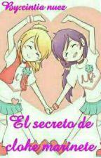 el secreto de chloe y marinette(cancelada)  by CintiaNuez