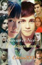 Gwenn et Nico: le descendant (tome2) by Catlon2000