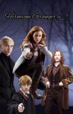 Hermione Granger y ¿? by nlizeth