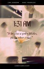 1:31am  [2Jae] 《Terminado 》✔ by LaNoviaDel2Jae7