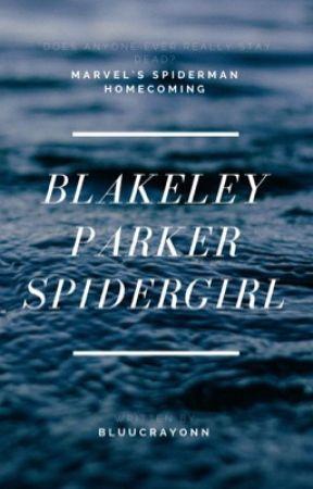 Blakeley Parker- Spidergirl by bluucrayonn