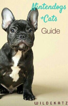 Nintendogs+Cats Guide by WildeKatz