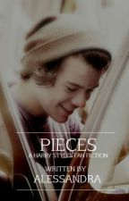 Pieces. ≫ h.s. au ≪ by lifewithaless