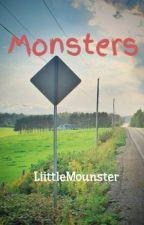 Monsters by LiittleMounster