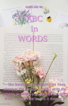 ABC IN WORDS by huang_wu