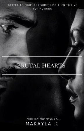 Brutal Hearts (teen wolf) by MakaylaJaneCuthberts