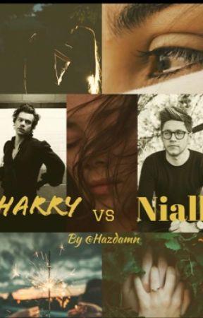 Harry vs Niall by hazdamn