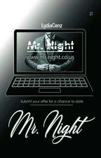 Mr. NIGHT by LydiaCenz