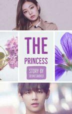 THE PRINCESS - JENNIE KIM X KIM TAEHYUNG (COMPLETED) by deukiesworld