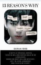 13 Reason's Why~Jeon Jungkook by saraa1998