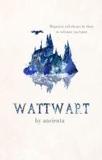Hogwart - szkoła dla Wattpadowiczów by ancienta