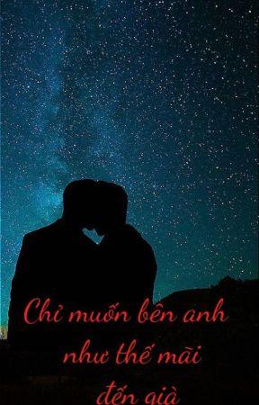 ( Khải Thiên ver) CHỈ MUỐN BÊN ANH NHƯ THẾ MÃI CHO ĐẾN GIÀ by TiuTLng