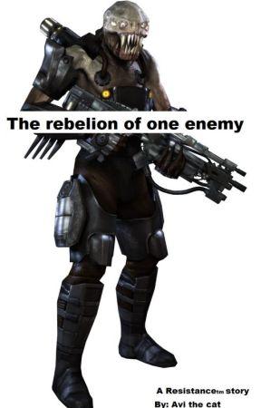The rebellion of one enemy by Kinonavul98