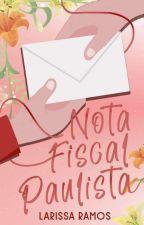 Nota fiscal paulista?  by larissaramosn