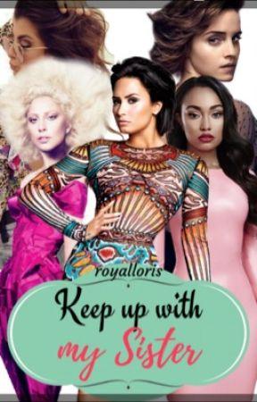 Keeping up with my sister (interactive story) by royalloris