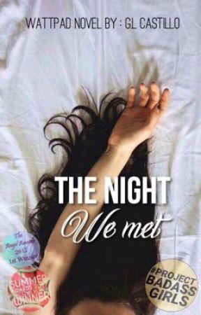 The Night We Met by GLCastillo