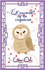 El anonimato de las confesiones. by ElenaCHv