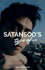 ʚ Satansoo's 2 by ValeKkaebsong