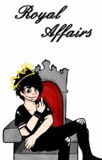 Royal Affairs || Michael Clifford  by fletcherssmile98