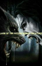 Clash Of The Nycthemeron Creatures by anasta_nkl