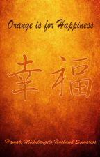 Orange is for Happiness: Hamato Michelangelo Husband Scenarios by TMNT-Queen
