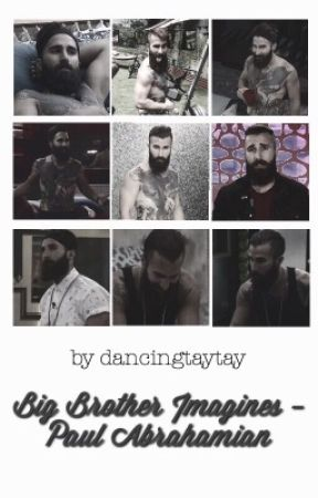 Big Brother Imagines - Paul Abrahamian by dancingtaytay