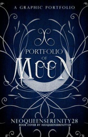 ☾Portfolio of Moon • A Graphic Book [FERMÉ/CLOSED] by NeoQueenSerenity28