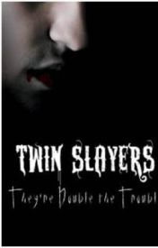 Twin Slayers  They're Double the Trouble by Head-In-the-Clouds