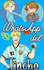 WhatsApp del Tincho by FSablonneux