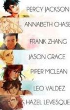 Percy Jackson One Shots by Flamebow47