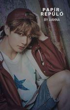 Papírrepülő | TaeKook by k_lianna4