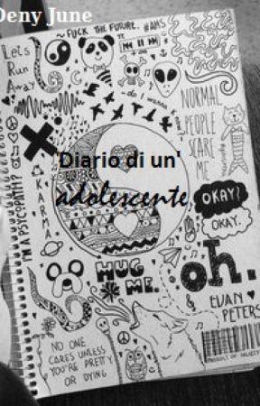 Diario di un'adolescente   DenyJune by DenyJune