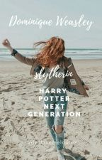 Dominique Weasley ➸ next gen by ladyofthemelodies