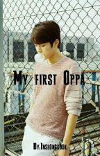 My first Oppa~ // Sungyeol Infinite  by Inseongkook