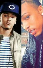Kirko Bandz and August Alsina love story by Briana_loves_cash
