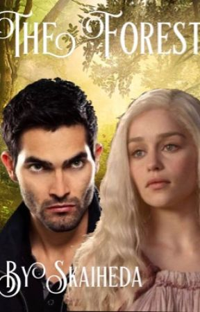The Forest ∝ Derek Hale by Skaiheda