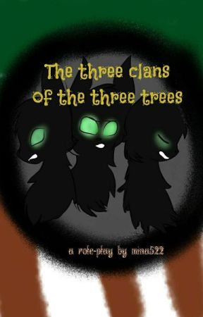 The three clans of the three trees by mina522
