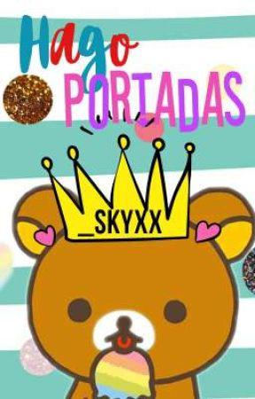 Hago Portadas :3 by _Skyxx
