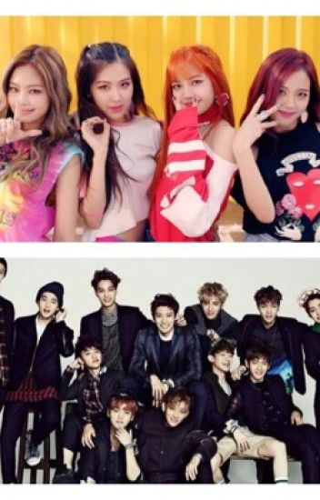 EXO and the 4 princesses