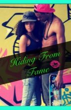 Hiding from Fame (A Patrick Breeding Love Story) by itscee_