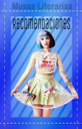 Recomendaciones de libros  by musasliterarias