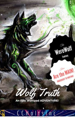 Wolf Truth by CCHoltsInk