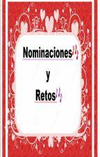 Nominaciones y Retos 🎶 by Shisune-10