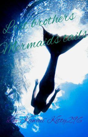Lost brothers~Mermaid Tales (merman Zane, Aarmau) by KawaiiKitty296