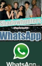 Shadowhunters Whatsapp by RamonaTuPatrona