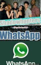 Shadowhunters Whatsapp by RamonaTuPatrona