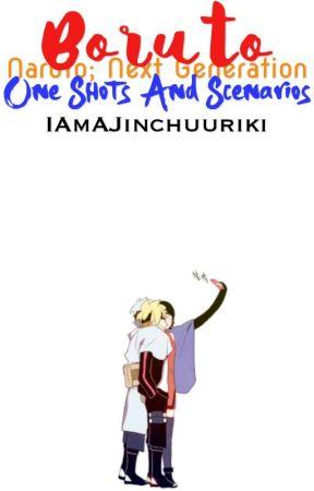 Boruto One Shots and Scenarios - ☁️ Mitsuki X Shy! Reader: