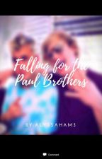 Falling for the paul brothers by archiemikealson