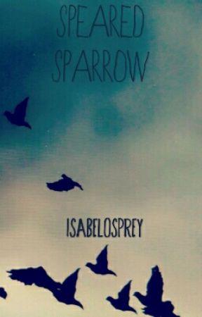 Speared Sparrow by IsabelOsprey