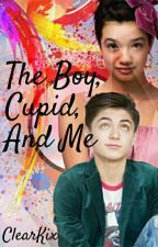 The Boy, Cupid, And Me •Jandi+• Andimack by ClearKix